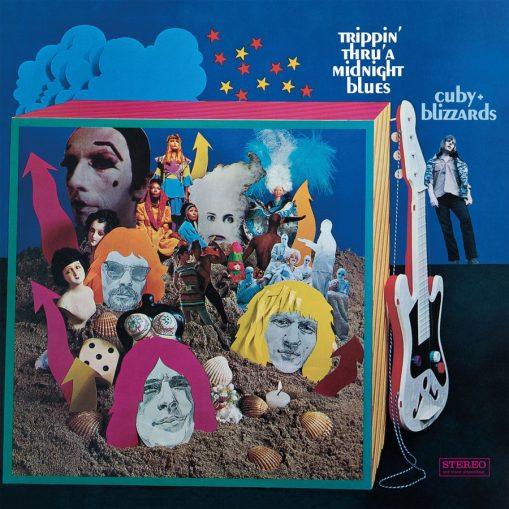 Cuby + Blizzards - trippin' thru a midnight blues