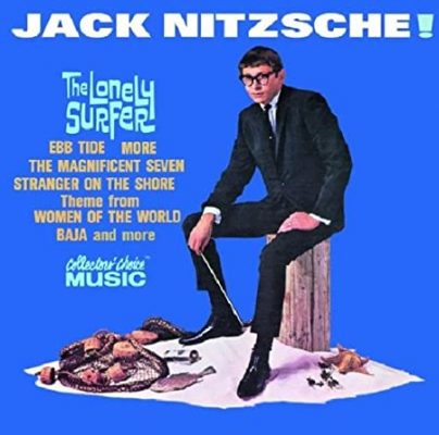 Jack Nitzsche - the lonely surfer
