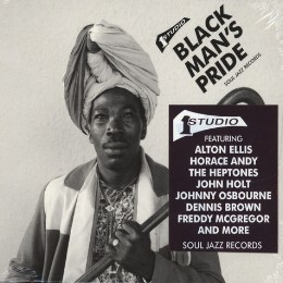 Studio One's Black Man's Pride – v/a