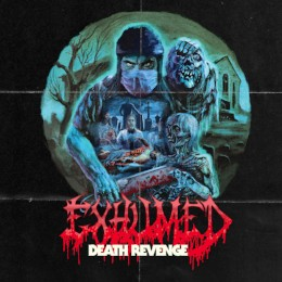 Exhumed – death revenge