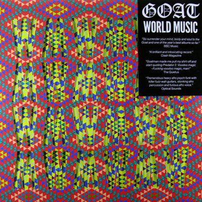 Goat - world music