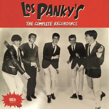 Los Panky's – the complete recordings