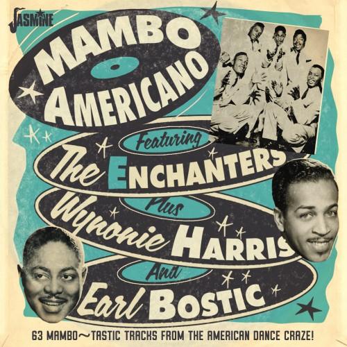 Mambo Americano- 63 Mambo-tastic tracks from the American Dance Craze! 2cd – v/a