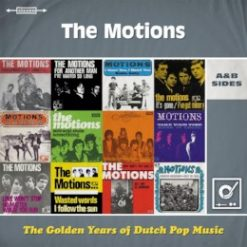 The Golden Years of Dutch Music – The Motions a & b sides