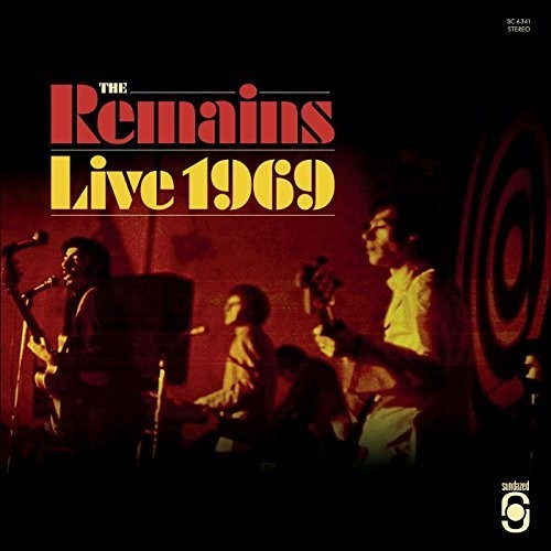 The Remains – live 1969