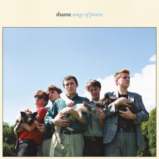 Shame – songs of praise