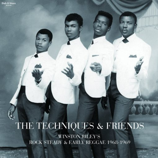 The Techniques & Friends – Winston Riley's rocksteady and early reggae 1968 – 1969 – v/a
