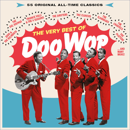 The Very Best of Doo Wop – v/a
