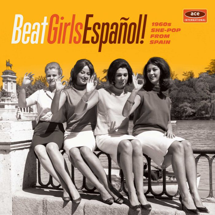 Beat Girls Espanol – she pop from Spain – v/a (cd)