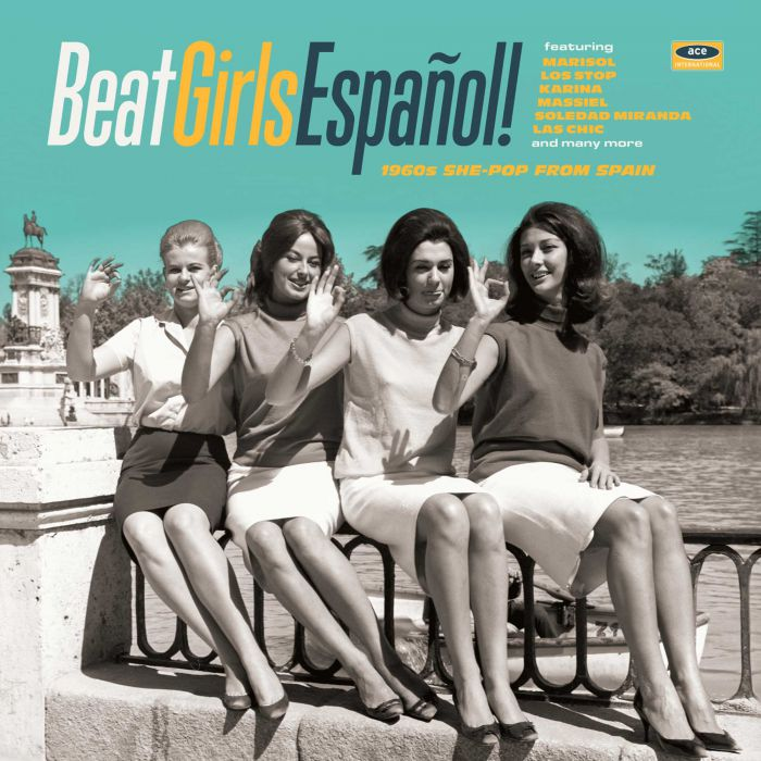 Beat Girls Espanol – she pop from Spain lp - v/a (lp)