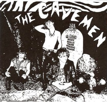 The Cavemen – s/t