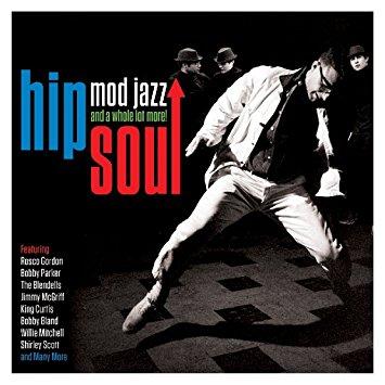 Hip Soul – v/a 2cd