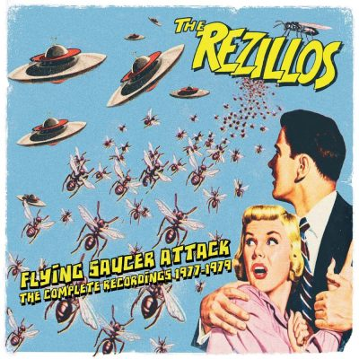 The Rezillos – flying saucer attack 2cd