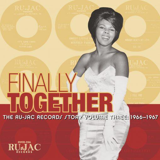 The Ru-Jac Records Story vol 3: Finally Together 1966 – 1967 – v/a