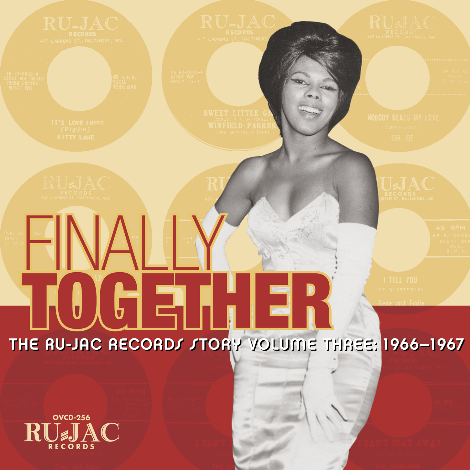 The Ru-Jac Records Story vol 3: Finally Together 1966 – 1967 – v/a