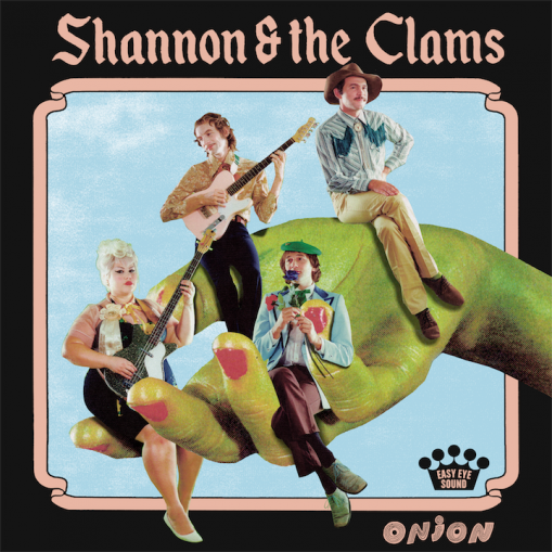 Shannon and the Clams - onion