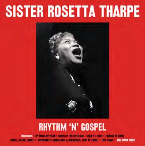 Sister Rosetta Tharpe – rhythm and gospel