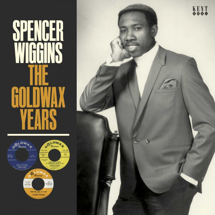 Spencer Wiggins – The Goldwax years