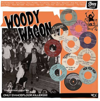 Woody Wagon vol 3 – v/a