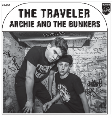 Archie and the Bunkers – the traveler