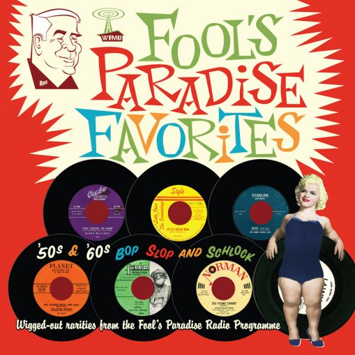 Fool's Paradise favorites – v/a