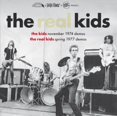 Kids/ Real Kids – demos 1974 - 1978
