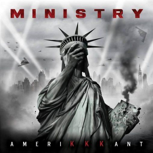 Ministry - amerikkkant