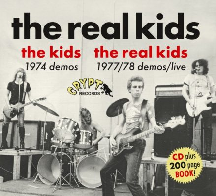 Kids/ Real Kids – demos and live 1974 - 1978