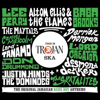 This is Trojan Ska – v/a 2cd