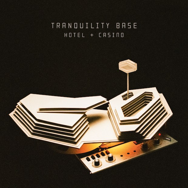 Arctic Monkeys – tranquility base hotel & casino