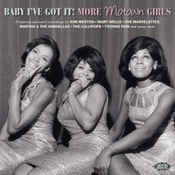 Baby, I've got it – More Motown Girls – v/a