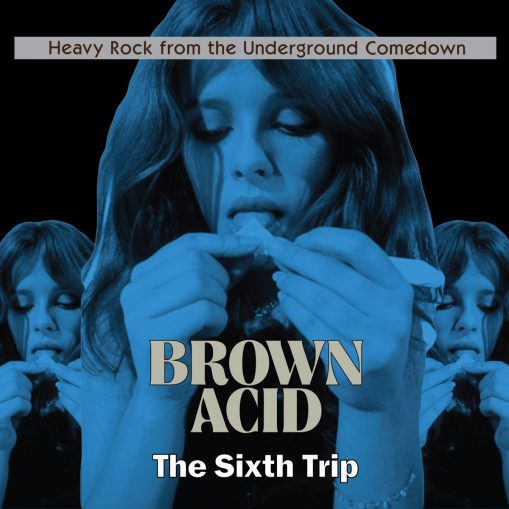 Brown Acid – the sixth trip: heavy rock from the underground comedown – v/a