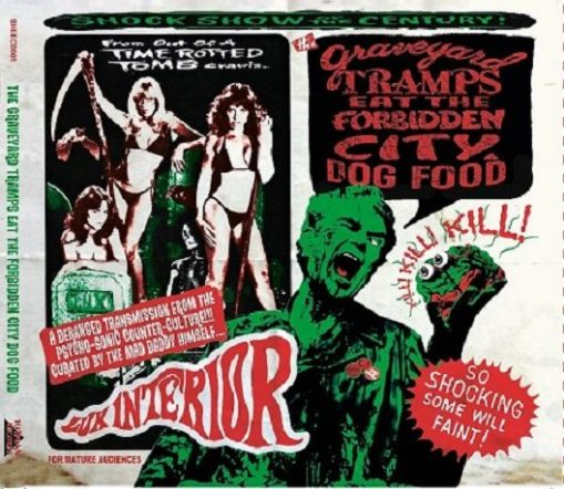 Graveyard Tramps Eat The Forbidden City Dog Food – v/a
