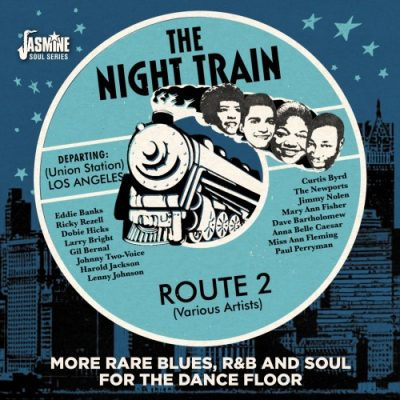 Night Train Route 2 – v/a