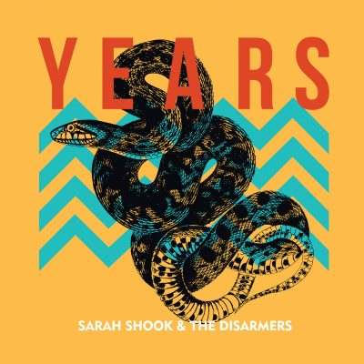 Sarah Shook & The Disarmers – years