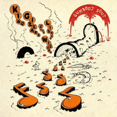 King Gizard and the Lizard Wizard – gumboot soup