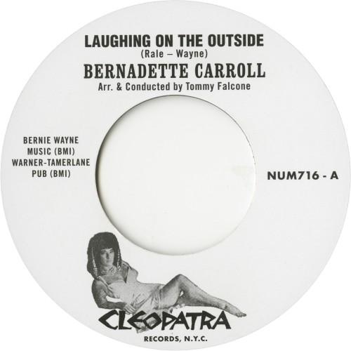Bernadette Carroll – laughing on the outside