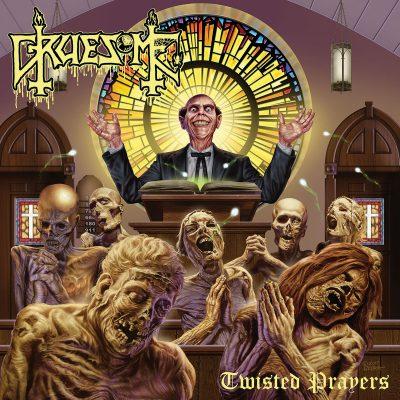 Gruesome – twisted prayers