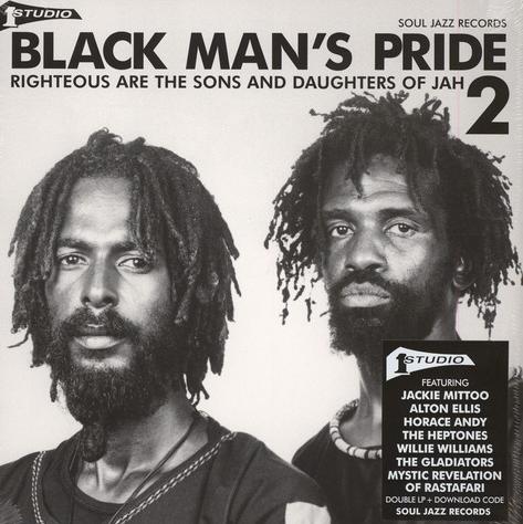 Black Man's Pride volume 2