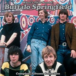 Buffalo Springfield - what's that sound? 5cd