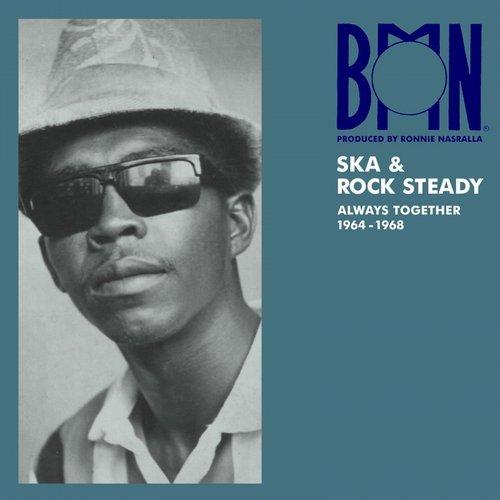 BMN Ska & Rocksteady- always together 1964 – 1968 – v/a