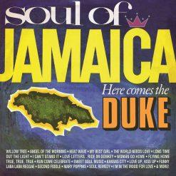 Soul of Jamaica / Here comes the Duke – v/a