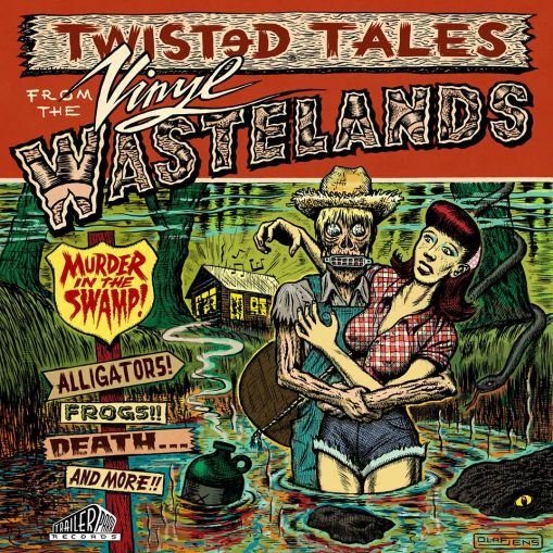 Twisted Tales From the Vinyl Wastelands vol 3- v/a