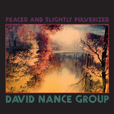 David Nance Group - peaced and slightly pulverized