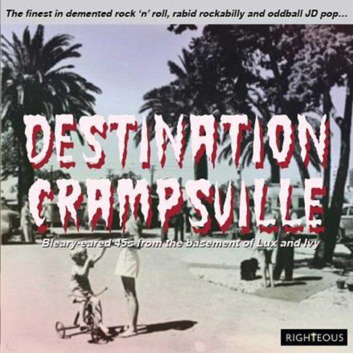 Destination Crampsville – v/a