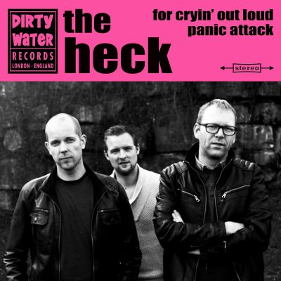 The Heck – for cryin' out loud
