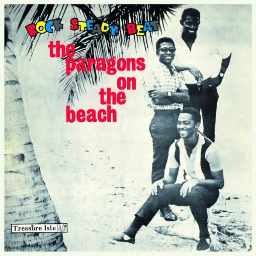 The Paragons – on the beach