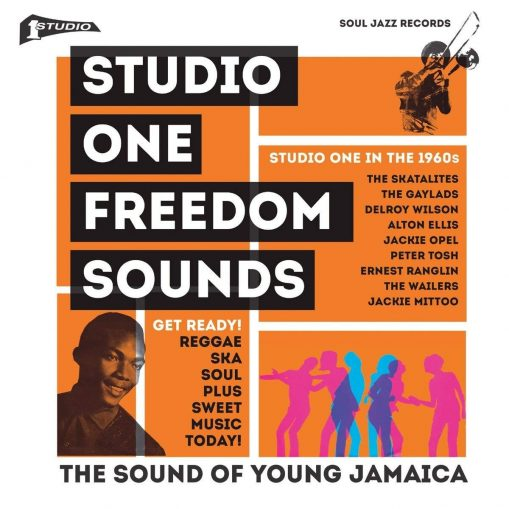 Studio One Freedom Sounds – v/a