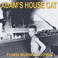Adam's House Cat – town burned down