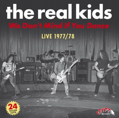 Real Kids – we don't mind if you dance